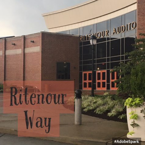 Ritenour Way Podcast – What are you wearing to Homecoming?
