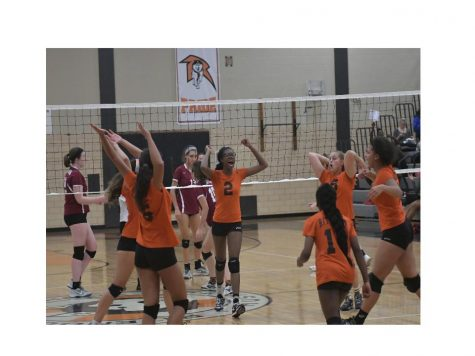 Volleyball Senior Night preview