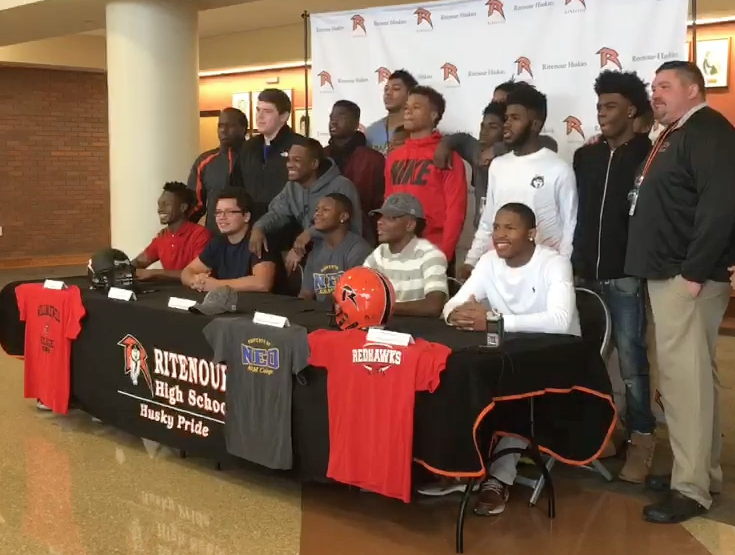 Five Huskies sign on National Signing Day