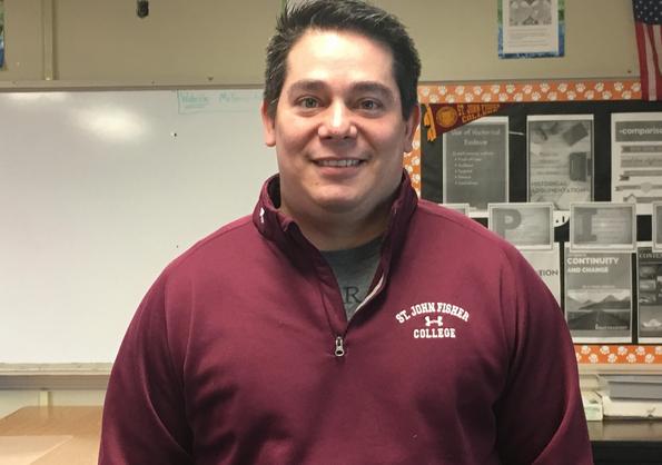 Coach Talk – Varsity Asst Wrestling Coach Alexander Terrance