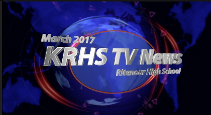 KRHS TV News – Senior Edition 2017