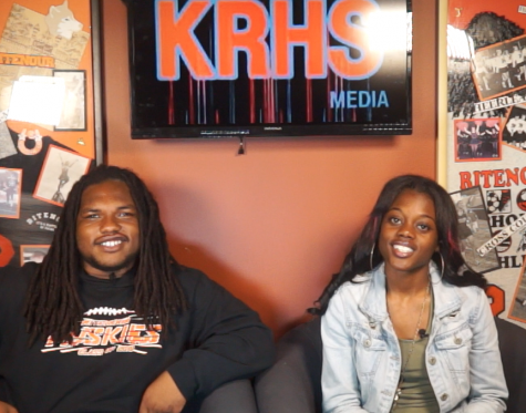 KRHS TV News for May 2017