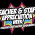 2017 Teacher Appreciation Week