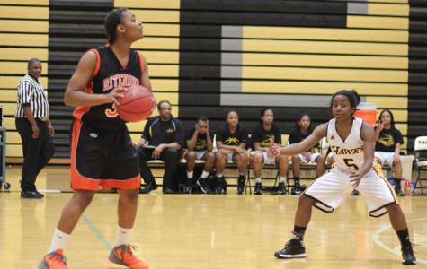 Strong start propels girls basketball team
