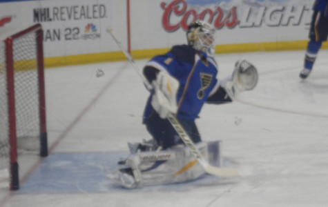 The St. Louis Blues season is heating up
