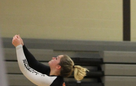Five Questions with – Volleyball Captain Jessica Poelker