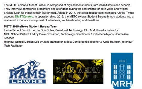 KRHS Media contributes to METC eNews Bureau