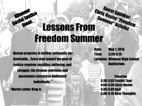 Ritenour High School Showcases Historic Freedom Summer Program on May 1