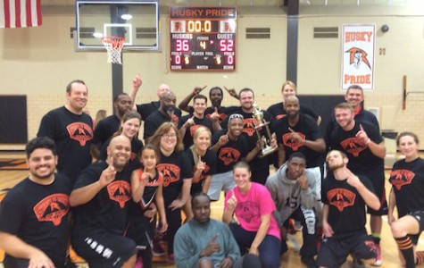 The Ritenour Classic: Student vs Staff Basketball Game