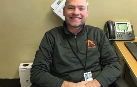 RHS Sports Weekly – New Varsity Basketball Coach Nelke