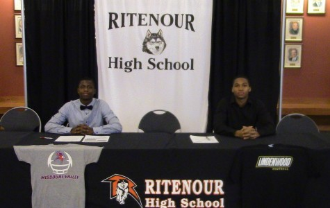 National Signing Day at Ritenour