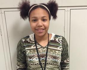 RHS Athlete of the Week – A'myia Hayden