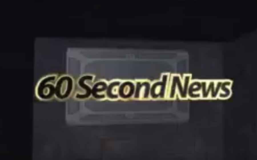 60 sec RHS News – January 23