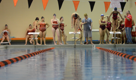 Girls Swim Meet January 20, 2017