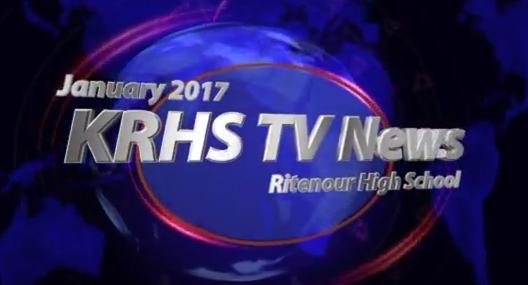KRHS TV News for January 2017