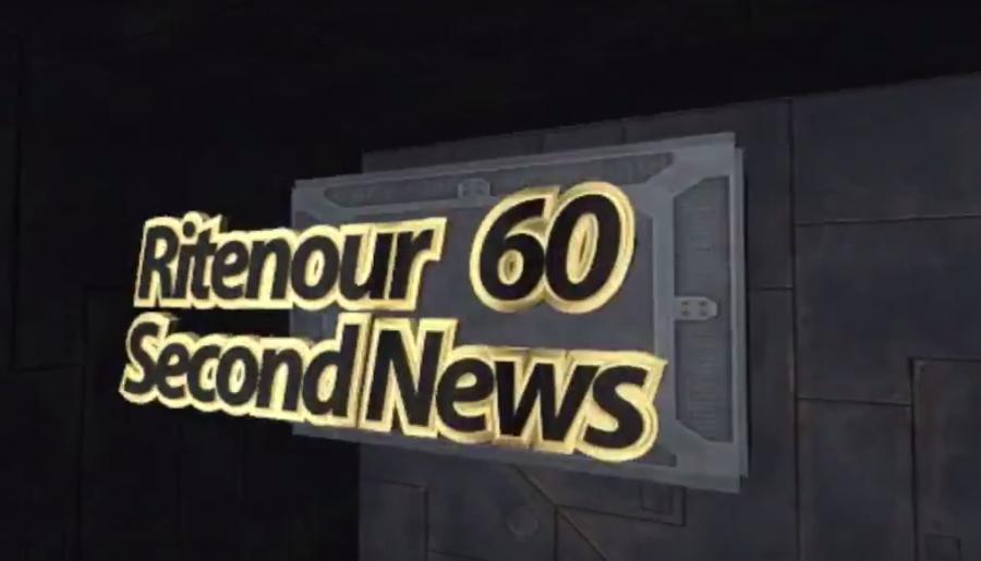 Ritenour :60 news for Feb 6