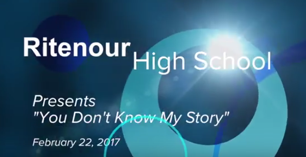 """""""You Don't Know My Story"""" comes to life on stage"""