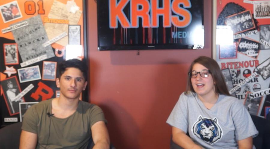 KRHS TV News for April 13, 2017