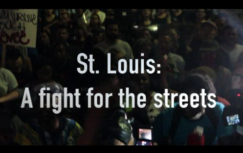 KRHS TV News: St. Louis Protest – The fight for the streets