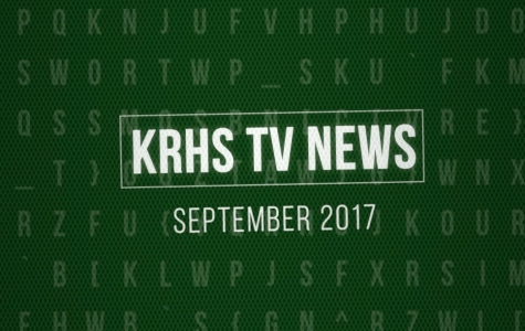 KRHS TV News for September 2017