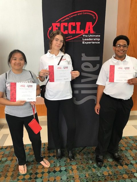 FCCLA+wins+silver+at+nationals