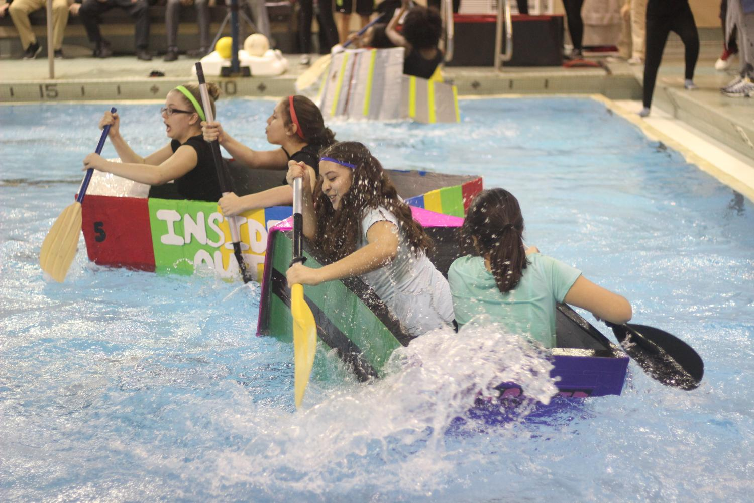 E-week Boat Races