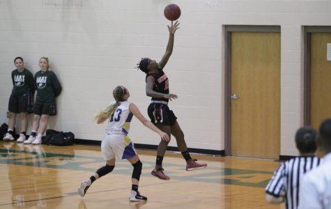 Girls Basketball vs Wentzville Dec 2018