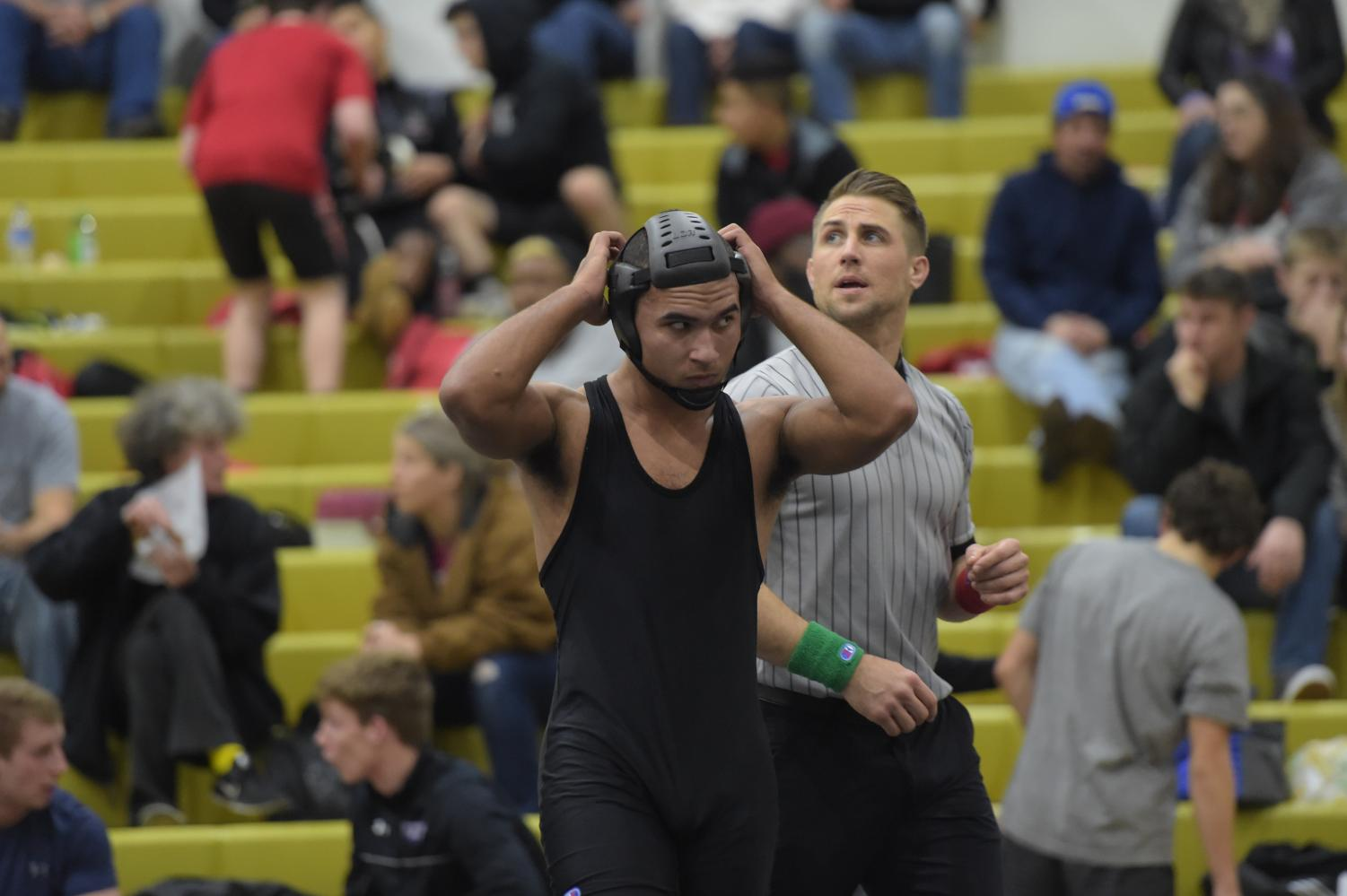 Ft Zumwalt Wrestling Tournament - photos by Terry Bowen