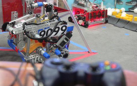 Ritenour robotics gets first place