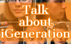 Talking about iGeneration Podcast Series