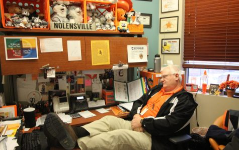 Ritenour Hall of Fame Petition for Mr. Nolen