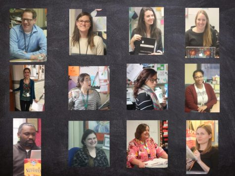 Which RHS English teacher are you?