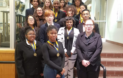 Ritenour's FBLA and DECA will be competing in state