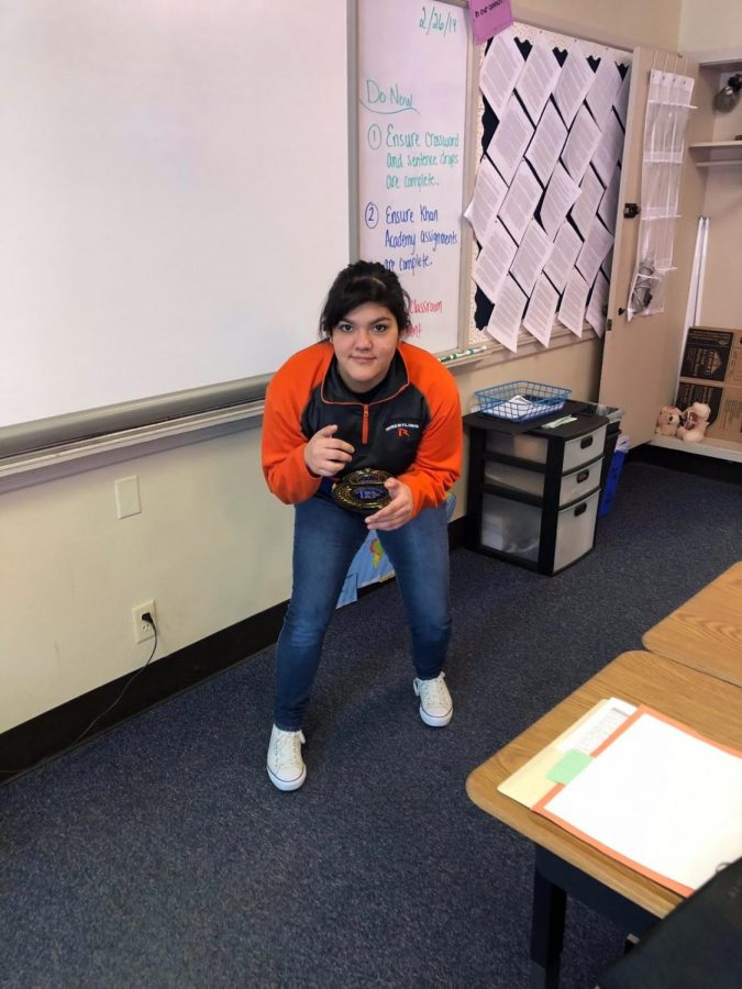 You Don't Know My Story- Senior Geraldine Flores