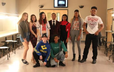 Ritenour High School's annual talent show