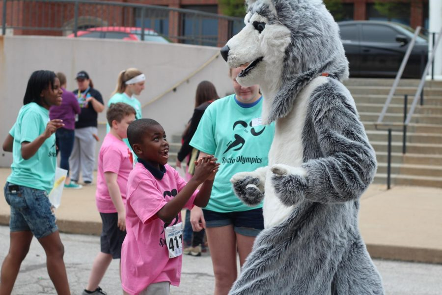Ritenour hosts local Special Olympics events