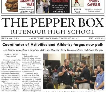 September issue of the Pepper Box