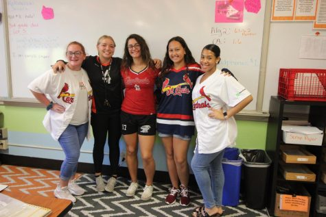 Spirit Week: Sports Day 10/2