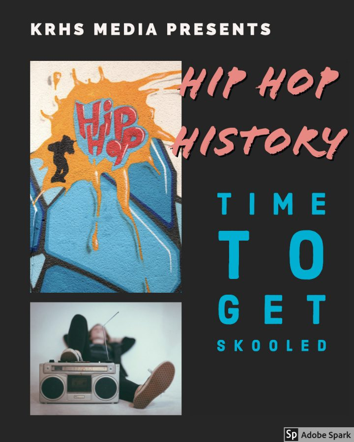 Hip Hop History – KRHS Educational Program
