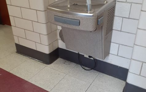 Ritenour will install new water fountains by the end of February