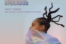 "Alicia Keys returns with ""Underdog"""