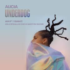 "Alicia Keys returns with ""Underdog"""
