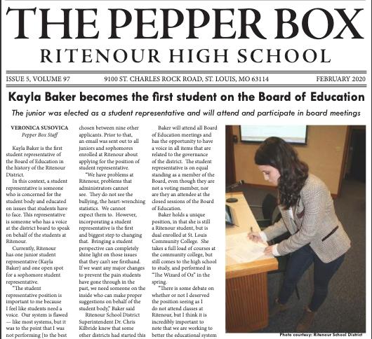 Pepper Box - February 2020 Issue