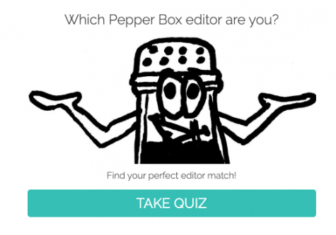 Pepper Box Editor Quiz