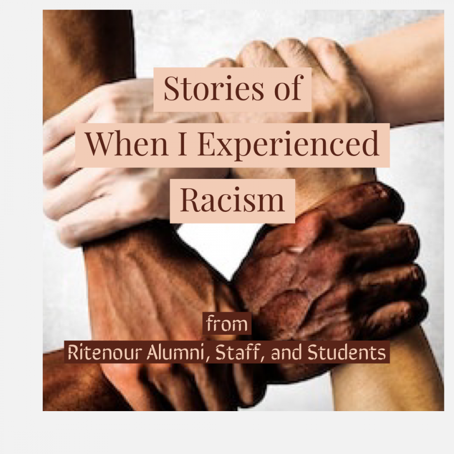 I+experienced+Racsim%3A+stories+from+Ritenour+Alumni%2C+Staff+and+Students