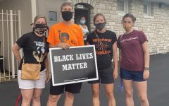 RHS Game Changers host #BLM Protest and Speakers