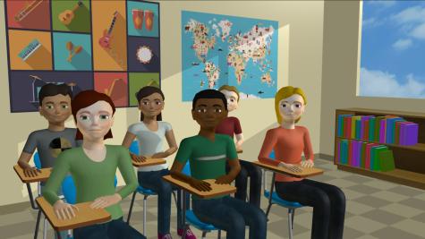 Quarantine Classroom Cribs - Teacher Edition