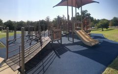 The playgrounds at the elementary school have remained quiet since March, but with students going back on October 7 they will be used with new safety measures.