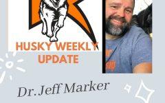 Husky Weekly Update - Dr. Marker for Sept 14th