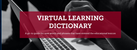 Virtual learning dictionary - A guide to new words and phrases